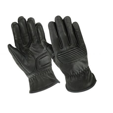 gants moto cuir homme maxwell vented vstreet vstreet eshop. Black Bedroom Furniture Sets. Home Design Ideas